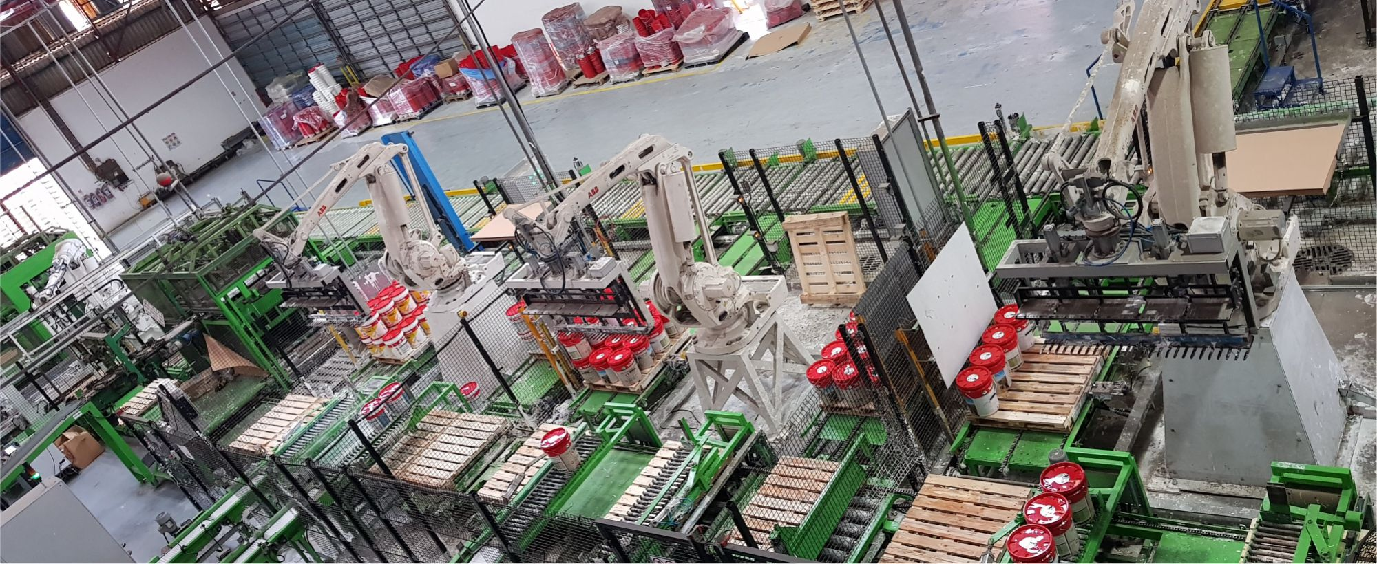 Tambour.  Packaging system